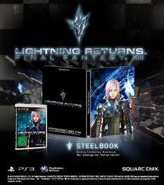 Lightning Returns - Final Fantasy XIII - [PlayStation 3]: Amazon.de: Games