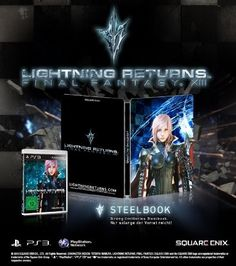 Lightning Returns - Final Fantasy XIII - [PlayStation 3]: Amazon.de: Games