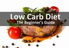 Low Carb Diet: The Beginner's Guide  - Healthdaddy
