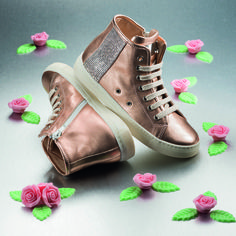 #Fashionable and #functional shoes. It's expected to set new standards in this area of #girlshoes #DynamicChic #Florens  The metropolitan street has #noboundaries