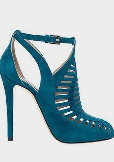 Des souliers de luxe à nos pieds !