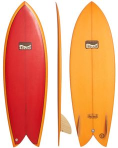 SURF DIVE 'N' SKI | JETTY SURF - SURF - SURFBOARDS - STANDARD SURFBOARDS - EVEN KEEL SURFBOARD BY CHANNEL ISLANDS IN CLEAR $995.00