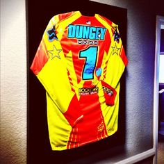 Ryan Dungey Jersey. Dirt Bike Room, Dirt Bikes, Ryan Dungey, Look Cool, Motocross, Awesome, Amazing, Sports, How To Wear