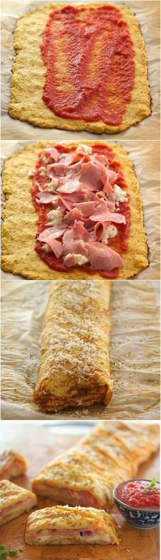 The Anabolic Cooking Cookbook Cauliflower Crust Stromboli. Nix the meat. More The legendary Anabolic Cooking Cookbook. The Ultimate Cookbook and Nutrition Guide for Bodybuilding & Fitness. More than 200 muscle building and fat burning recipes. Gluten Free Recipes, Low Carb Recipes, Diet Recipes, Cooking Recipes, Recipies, Medifast Recipes, Pastry Recipes, Healthy Recipes, Healthy Snacks