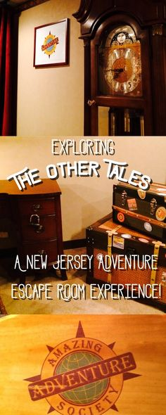 The Jersey Momma: A Review of The Other Tales: Adventure Escape Rooms in New Jersey