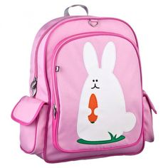 esther the bunny big kid backpack by beatrix new york