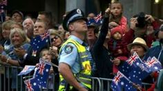 Police in Australia have arrested a 16 yr. old boy in the suburb of Auburn for plotting to commit an act of terror during the dawn ceremony in Sydney commemorating Anzac day. #anzacday #actofterror