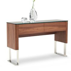 Found it at AllModern - Julian Console Table