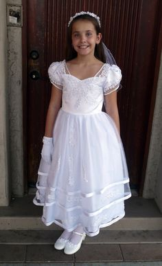 First Holy Communion Dresses Samantha