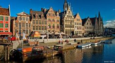 A+City+Tasting+Tour:+Ghent+Food+Guide