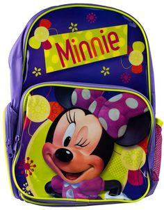 0a227e20dbb Shop for the Minnie Mouse Backpack and more toys