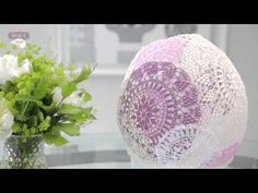 Light Up Your Room With This Beautiful Crochet Lanterns - Crocheting & Knitting