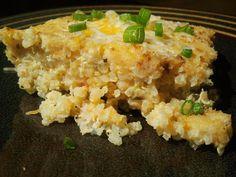 baked quinua mac n cheese