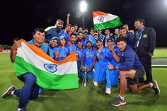 U-19 World Cup 2018: India become the first team to win it four times, Here are the best tweets