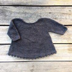 Knitting for Olive: BJÆLDEBLUSE strikkeopskrift