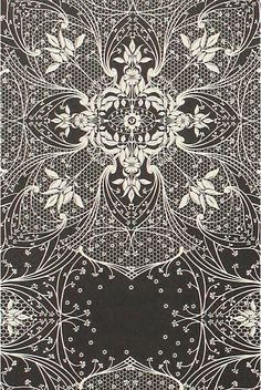 Ebony-Lace-Wallpaper