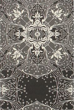 Ebony-Lace-Wallpaper