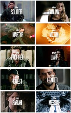 Supernatural + character tropes (30 seconds to mars this is war. LOVE THIS SONG)