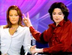 I watched and recorded the Michael Jackson & Lisa Marie Presley Primetime Live interview with Diane Sawyer in 1995.  I still have the VHS.