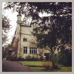 Rydal Mount (Wordsworth's home) in Grasmere, Cumbria