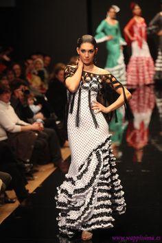 Wappíssima - Pasarela Flamenca 2011 - Ana Ricardi