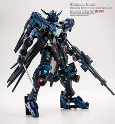 Bandai Full Mechanics Gundam Vidar is done! Gundam Vidar, Gundam Wallpapers, Gundam 00, Gundam Custom Build, Gunpla Custom, Mecha Anime, Gundam Model, Plastic Models, Marvel