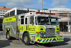 Miami Fire Department | Miami-Dade Fire Rescue Pierce Arrow Pumper. | Flickr - Photo Sharing!