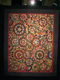 from the book Millefiori Quilts, the Quiltmania book by Willyne Hammerstein.