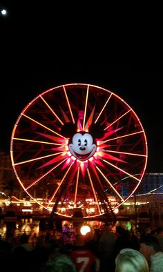 Disneyland's California Adventure