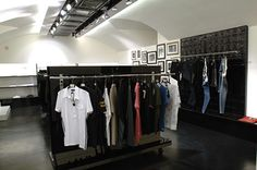 New York Ceiling retail toepassingen