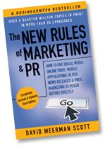 Explore the New Rules of Marketing, PR, and Social Media