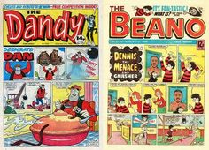 Loved these comics