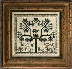 Like Home from La-d-da cross stitch designs