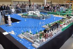 LEGO World 2011 – Horizon Bay