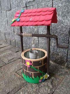 icu ~ DIY Artesanato para Páscoa com Latas Foam Crafts, Diy And Crafts, Arts And Crafts, Paper Crafts, Bible Crafts For Kids, Art For Kids, Snow White Birthday, Diy Y Manualidades, Simple Machines