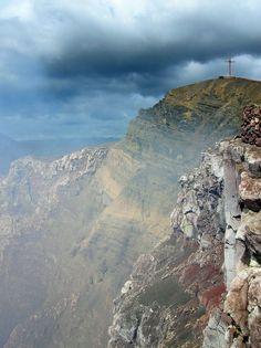 A photo of biblical proportions at Masaya Volcano (Nicaragua Jan '11)
