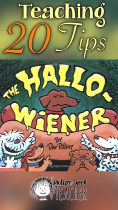 The Hallowiener is not only a fun Halloween book but it is a story with a great lesson. Find some reading skill and strategy ideas to pump up your Halloween lessons.