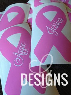 Hey, I found this really awesome Etsy listing at http://www.etsy.com/listing/159278635/pink-personalized-breast-cancer