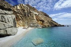 """This was taken by R A L F on Flickr and titled """"Ikaria"""" ... I want to be there."""