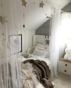 Grau Ist Die Perfekte Wandfarbe Für Das Kinderzimmer! Das Klare Und  Beruhigende Grau Bildet Einerseits