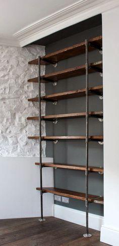 shelving - dirtbin designs