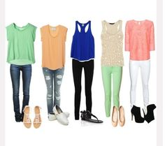 simple and cute outfits