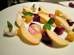 100 Favorite Dishes 2012: No. 16, Beet Salad at Triniti - Eating Our Words
