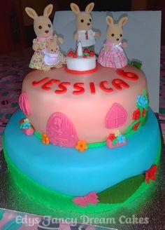 Sylvanian cake