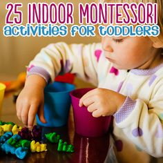 Bad weather and the cold season can keep us indoors, scrambling for educational activities to keep our toddlers engaged. It is so easy to feel like you are running out of things to do with months of being cooped up