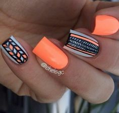 love the color orange