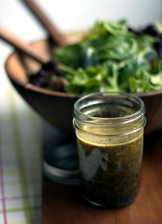 #Orange #Poppyseed Dressing from Almost Skinny Vegan Food. #vegan