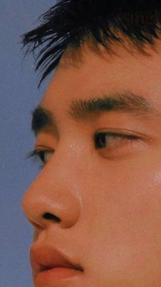 aesthetic kyungsoo wallpaper for all exo-l 💖💖 Kyungsoo, Chanyeol, Exo Ot12, Kaisoo, Exo Lockscreen, Mode Kpop, Do Kyung Soo, Kpop Exo, Exo Memes