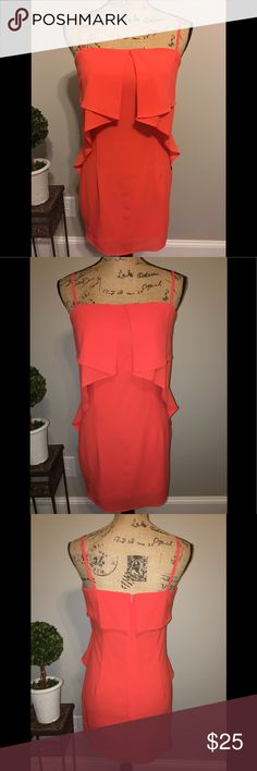 Beautiful Ark & Co dress Fun and flirty mini dress. Great condition very pretty Ark & Co Dresses Mini