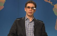 Watch this: SNL spoofs Google Glass [Video]